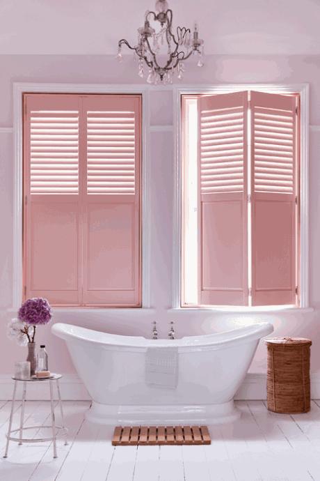Half Solid Raised Custom Color Pink