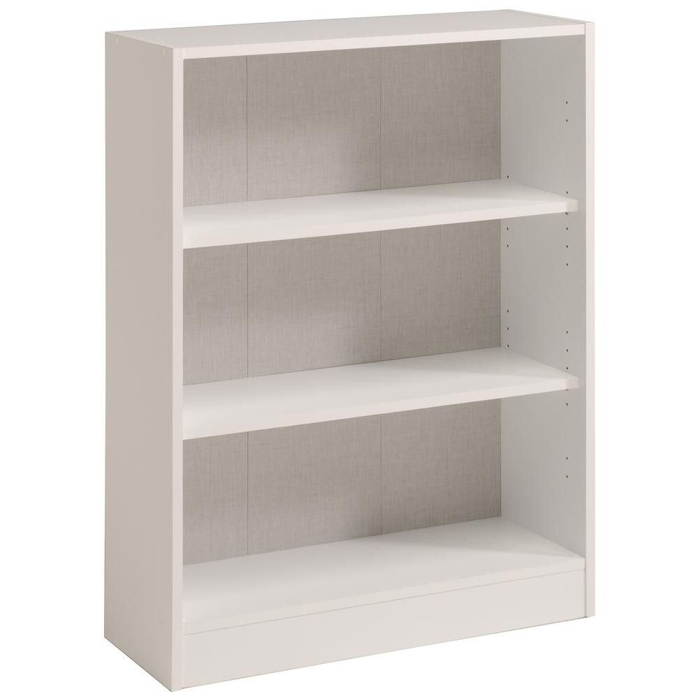 bibliotheque sophie blanche basse large