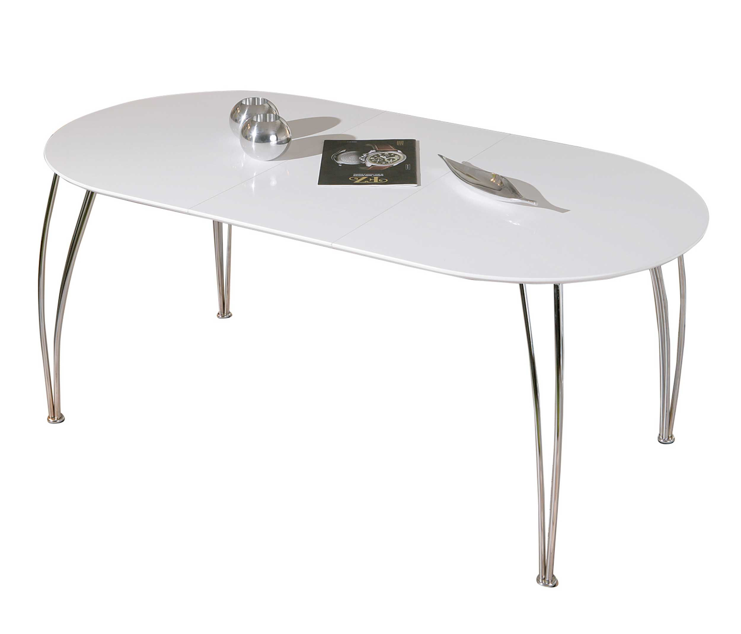 table a manger extensible ovali