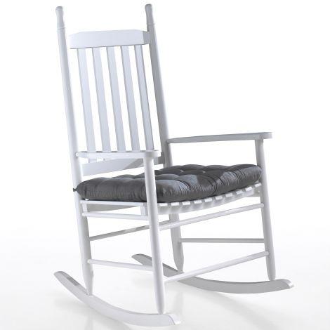 chaises et fauteuils a bascule pour la