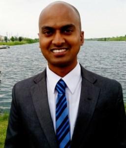 Photo of Sanjaya Wijeratne of Emojinet