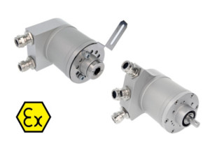 IXARC OCE Explosion proof absolute encoder
