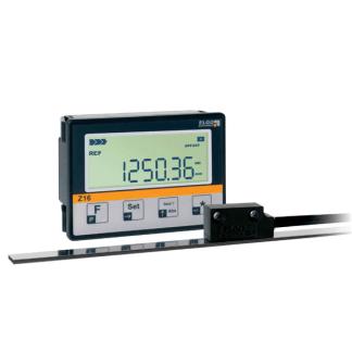 IZ16E Battery Powered Incremental Position Indicator