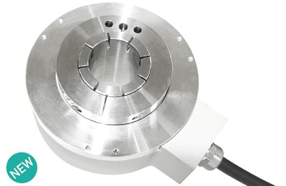 POSITAL Through Hollow Incremental Rotary Encoder