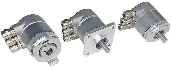 CANopen Magnetic Absolute Encoder