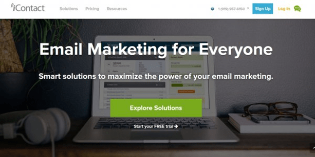 Icontact email marketing - Best Email Marketing Services Review
