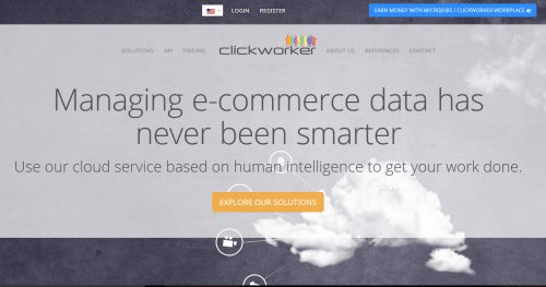 Online Jobs from Home Without any Investment - Clickworker