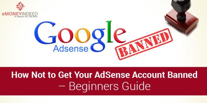 AdSense-banned