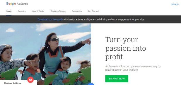 Make Money From Google AdSense