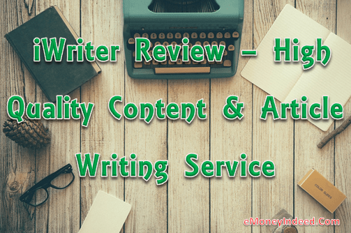 iWriter Review A Place For Quality Content & Articles - Buy Articles