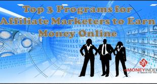 Earn Money Online as Affiliate Marketere