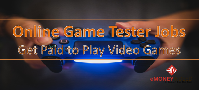 Online Game Tester Jobs Video At Home Get Paid