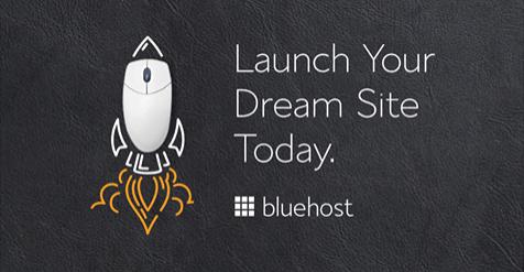 BlueHost Start a Blog
