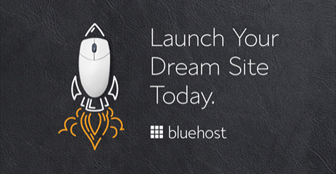 BlueHost WebHosting - Start a Blog