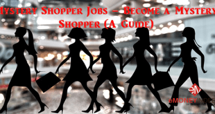 Mystery Shopper Jobs