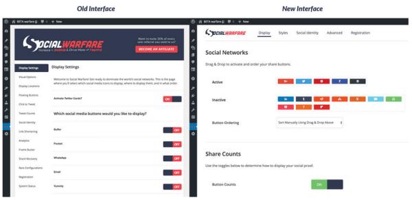 Social Warfare Plugin For WordPress