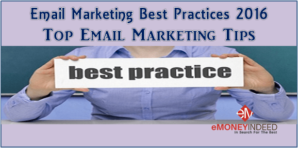 Email Marketing Best Practices 2016 - Top Email Marketing Tips