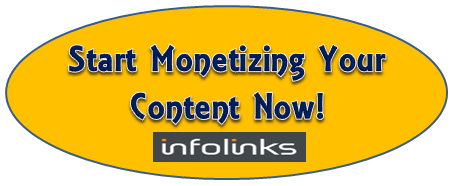 Infolinks SignUp