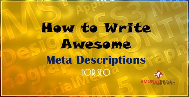 How to Write Awesome Meta Descriptions for SEO