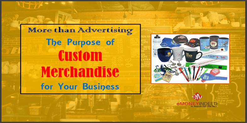 More than Advertising - The Purpose of Promotional Custom Merchandise for Your Business