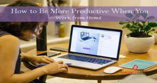Not Another Cup of Tea: How to Be More Productive When You Work from Home