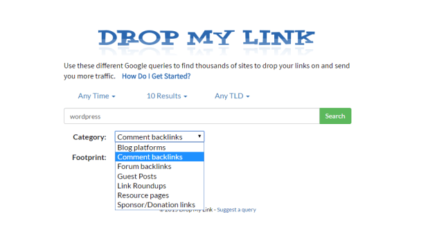 blog commenting for link building