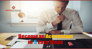 How to Become an Accountant in 5 Easy Steps