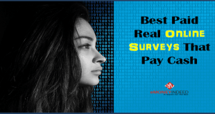 15 Best Paid Real Online Surveys That Pay Cash