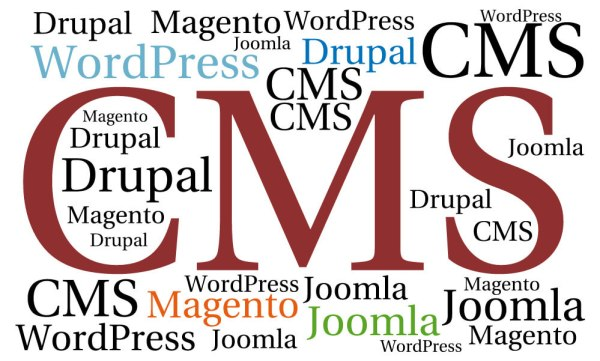 CMS Comparison WordPress vs Drupal