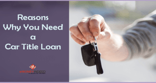 6 Reasons Why You Need a Car Title Loan