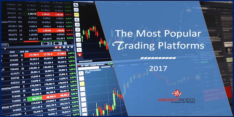 The Most Popular Trading Platforms 2017