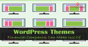 WordPress Themes That Financial Companies Can Make Use Of