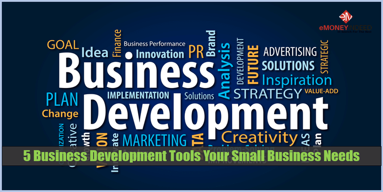 5 Business Development Tools Your Small Business Needs