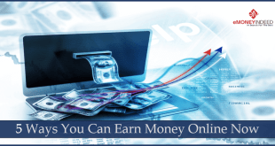 5 Ways You Can Earn Money Online Now
