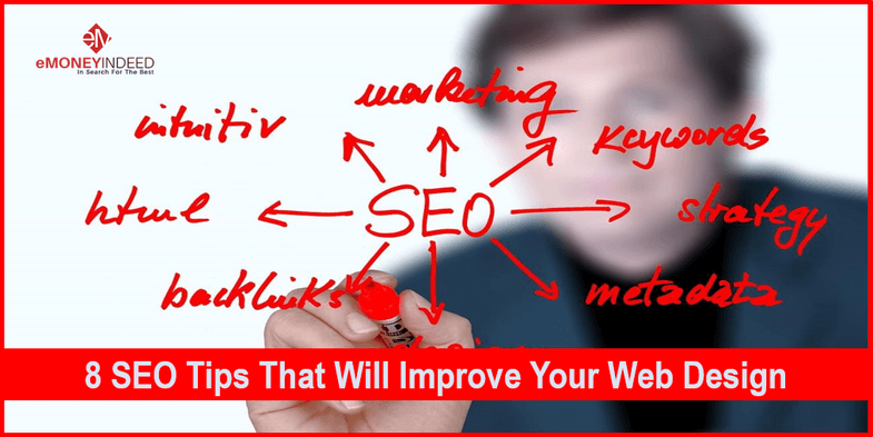 8 SEO Tips That Will Improve Your Web Design