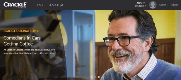 Crackle - Watch Movies Online, Free TV Shows, & Original Online Series