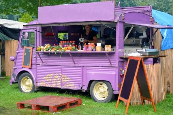 Food Truck - Home Based Food Business Ideas with Low Investment