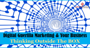 Thinking Outside The Box Digital Guerilla Marketing And Your Business