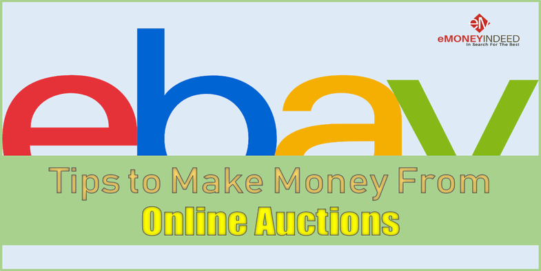Tips to Make Money From Online Auctions