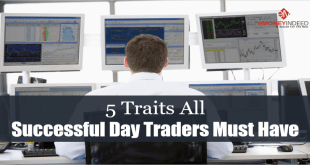 5 Traits All Successful Day Traders Must Have