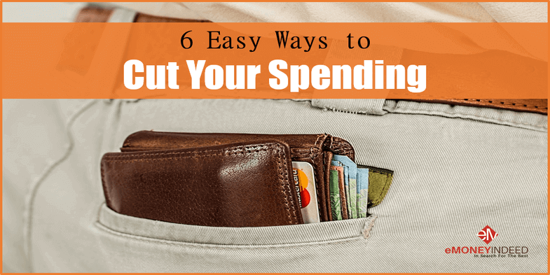 Easy Ways to Cut Your Spending