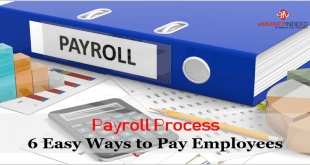 Payroll Process 6 Easy Ways to Pay Employees