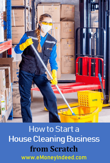 Tips on How to Start a House Cleaning Business from Scratch