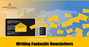 4 Essential Tips for Writing Fantastic Newsletters
