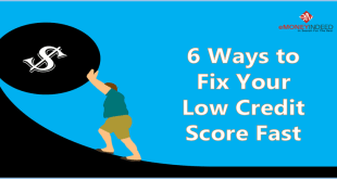 6 Easy Ways to Improve a Low Credit Score Fast