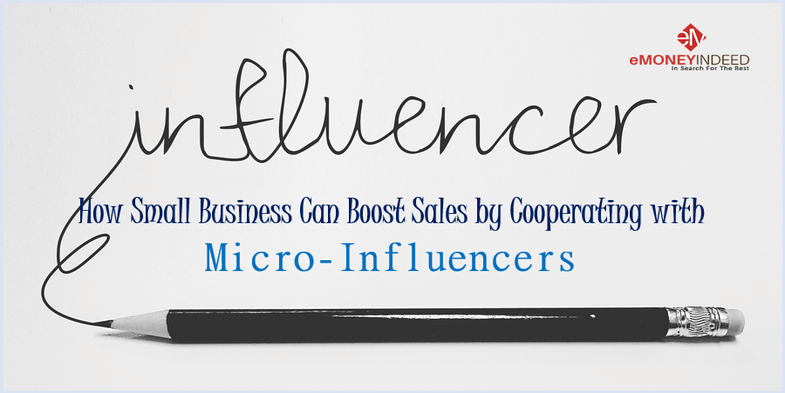 How Small Business Can Boost Sales by Cooperating with Micro-Influencers