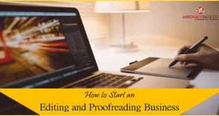 How to Start an Editing and Proofreading Business from Home