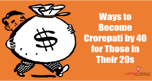Ways to Become Crorepati by 40 for Those in Their 20s