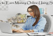 How to Earn Money Online Using SEO