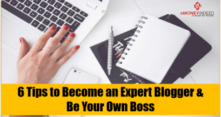 Become an Expert Blogger